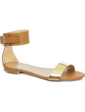 KURT GEIGER Lane leather sandals