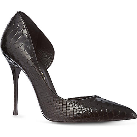 KURT GEIGER Anja court shoes (Black