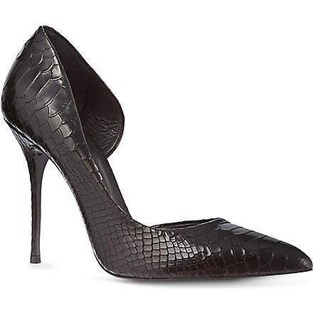 KURT GEIGER Anja court shoes (Black