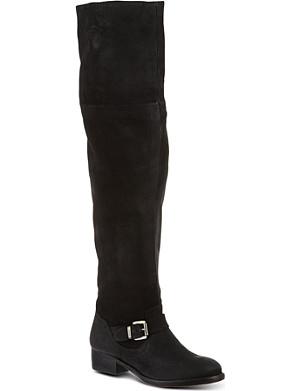 KURT GEIGER Ash knee-high boots