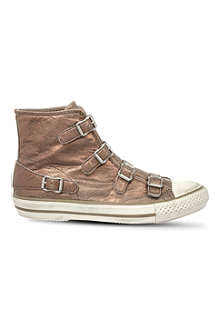 KURT GEIGER Lizzy high-top trainers
