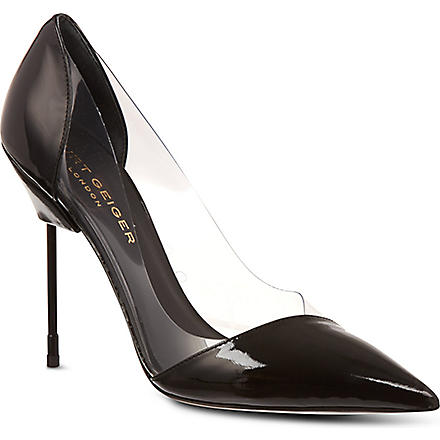 KURT GEIGER Brent court shoes (Black