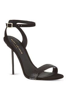 KURT GEIGER Foxglove heeled sandals