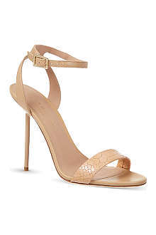 KURT GEIGER Foxglove leather sandals