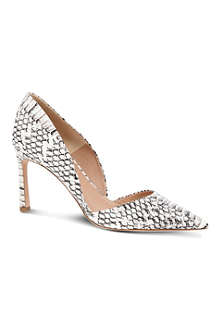 KURT GEIGER Tulip court shoes