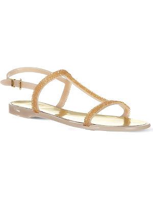 STUART WEITZMAN Teezer t-bar sandals