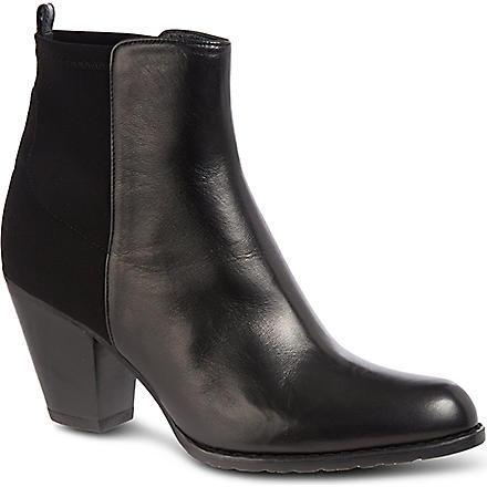 STUART WEITZMAN Otherhalf ankle boots (Black