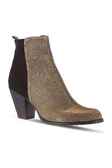 STUART WEITZMAN Otherhalf glitter ankle boots