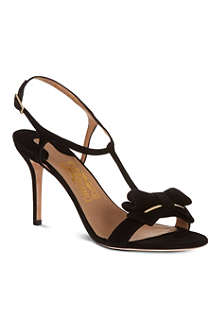 FERRAGAMO Pavi heeled sandals