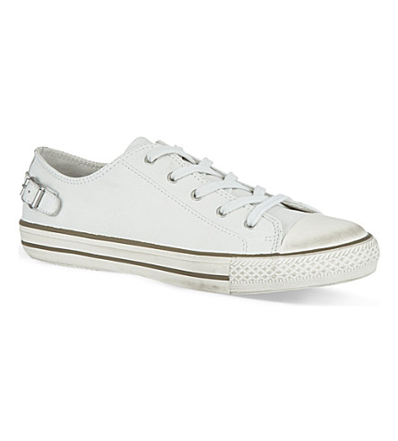 KURT GEIGER LONDON Liberty trainers (White