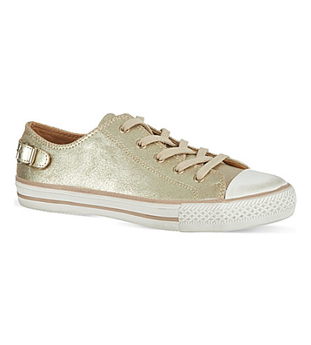 KURT GEIGER Liberty trainers (Rust