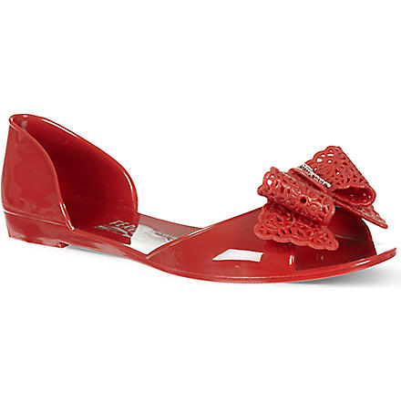 FERRAGAMO Preita sandals (Red