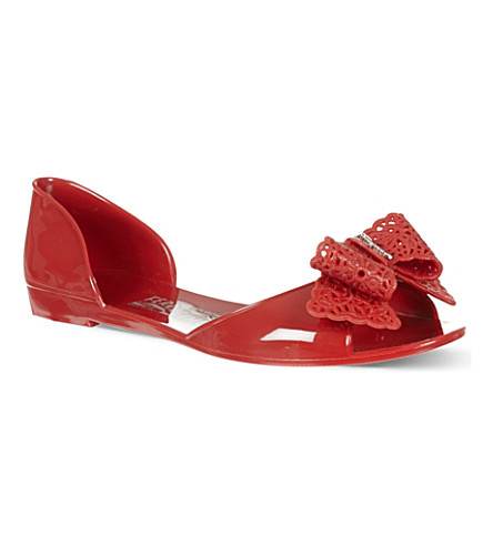 B STORE Preita sandals (Red