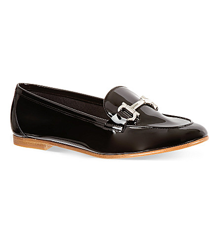 SALVATORE FERRAGAMO My Informal loafers (Black