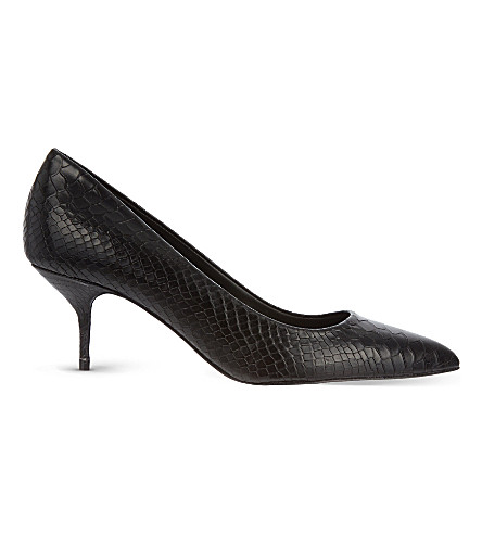 KURT GEIGER LONDON Tiarella courts (Black