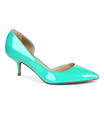 KURT GEIGER LONDON Tilia patent courts (Green