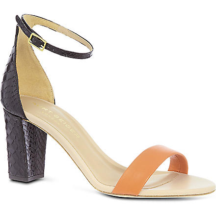 KURT GEIGER Bella sandals (Blk/other