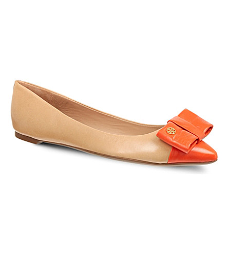OLIVER SPENCER Aimee pumps (Nude