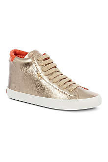TORY BURCH Calab metallic high tops