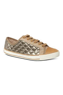TORY BURCH Caspe metallic trasiners
