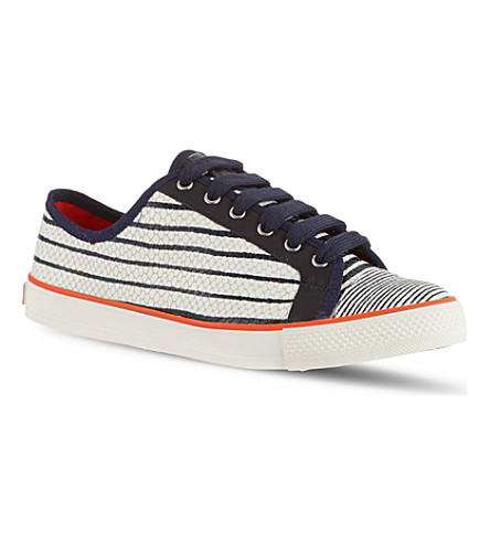 OLIVER SPENCER Millie trainers (White/navy