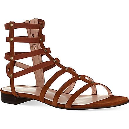 STUART WEITZMAN Caesar sandals (Brown