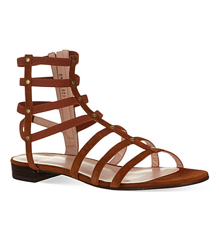 STUART WEITZMAN Caesar sandals (Brown