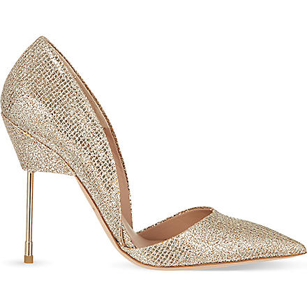 KURT GEIGER Bond court shoes (Peach