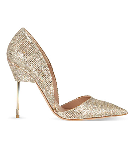 KURT GEIGER LONDON Bond court shoes (Peach