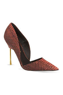 KURT GEIGER Bond courts
