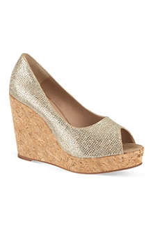 KURT GEIGER Capella wedges