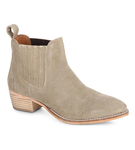 KURT GEIGER Lang ankle boots (Beige