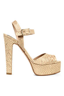 KURT GEIGER Gen high heel sandals