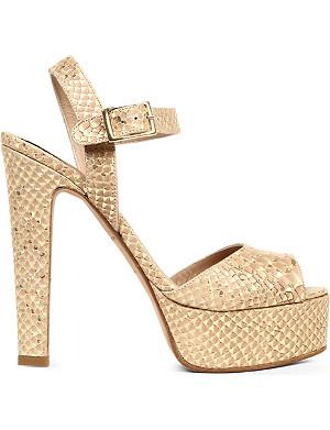 KURT GEIGER Gen high heel sandals