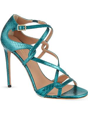 KURT GEIGER Nyla open toe sandals