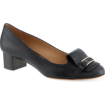 FERRAGAMO Ninu 40 courts (Black