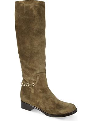 FERRAGAMO Nando knee-high boots