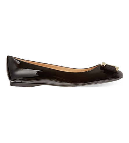 SALVATORE FERRAGAMO Ninna pumps (Black