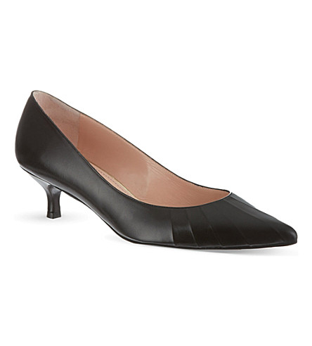 STUART WEITZMAN Cleavage courts (Pewter