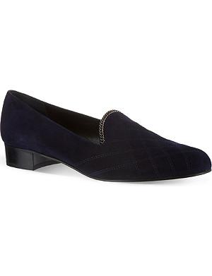 STUART WEITZMAN Hallmark slippers