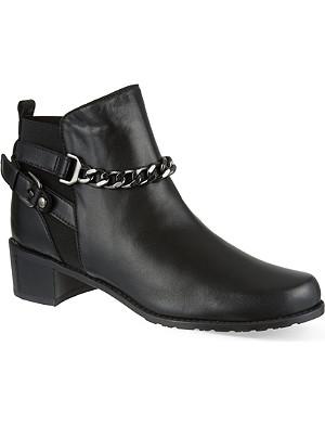 STUART WEITZMAN Onthestreet ankle boots