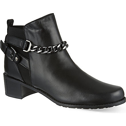 STUART WEITZMAN Onthestreet ankle boots (Black
