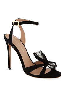 KURT GEIGER Maia bow sandals