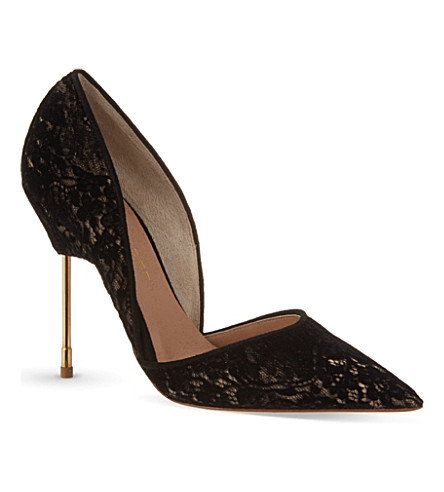 KURT GEIGER LONDON Bond heel (Black