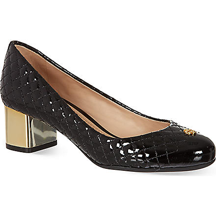 TORY BURCH Kent pumps (Black
