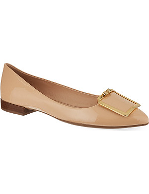 TORY BURCH Grayson patent pumps