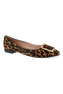 TORY BURCH Grayson leopard print pumps