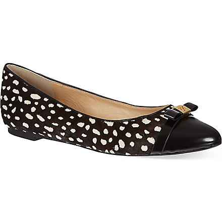 TORY BURCH Hugo pumps (Blk/white