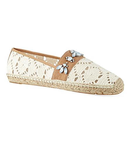 TORY BURCH Madelina espadrilles (Beige