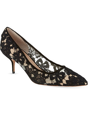 KURT GEIGER Tilia fabric courts